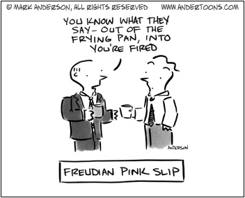 Freudian Pink Slip