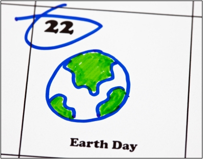 Marking Earth Day (Month?) in Meaningful Ways