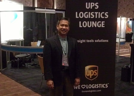 Luke Mauricio, Small Business Marketing Manager, UPS
