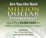 The Next Million Dollar Entrepreneur