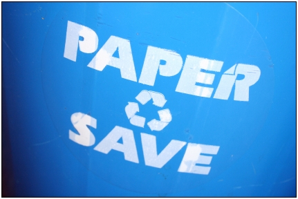 4 Ways to Use Less Paper at Your Business - Small Business Trends