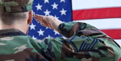 Military Vets Reporting for Entrepreneurial Duties