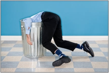 5 Signs You're Throwing Leads in the Trash