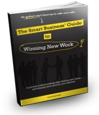 Guide to Winning New Work ebook by Pawel Grabowski