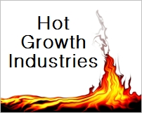 5 Hot Industries Every Small Business Owner Should Know About