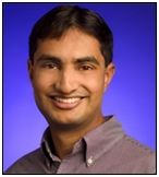 Rajen Sheth of Google Chrome