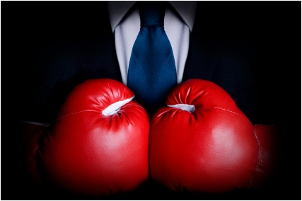 business boxing