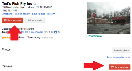 Google Cans Third Party Reviews From Places. Now What?