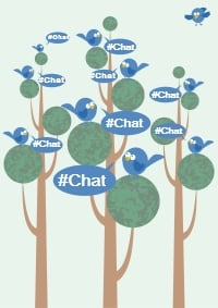 Join Us For A Twitter Chat: Social Media Vs. Email Marketing