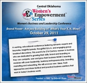 Women's Business and Leadership Conference