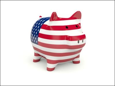 U.S.A. Piggy Bank