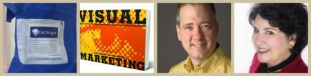 Visual Marketing book signing!