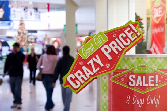 Black Friday, Small Business Saturday and Cyber Monday Kick Off a Big Shopping Weekend
