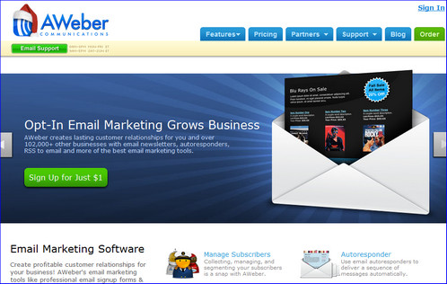 Getting My Aweber Email Marketing To Work