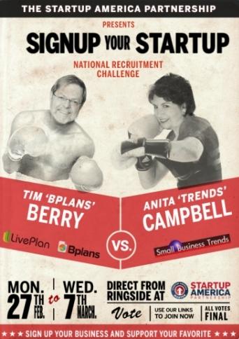 Startup America Challenge