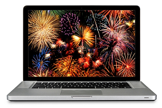fireworks computer