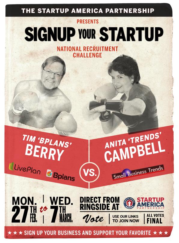 Startup America Parternship