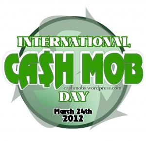 Cash Mobs: Flash Mobs for Small Businesses