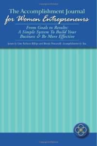 The Accomplishment Journal for Women Entrepreneurs