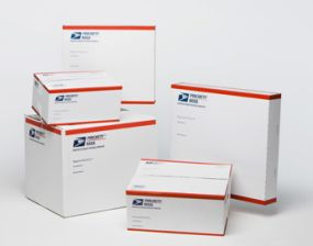 U.S. Postal Service If it Fits It Ships