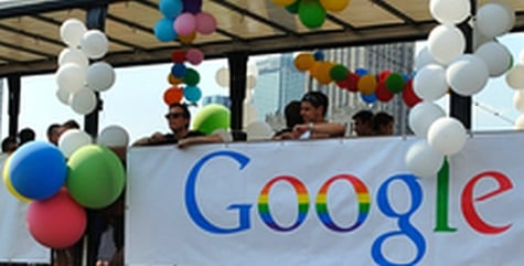 Google balloons