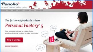 Ponoko Personal Factory 5