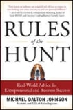 """Read """"Rules of the Hunt"""" and Start Playing Successfully in Business"""