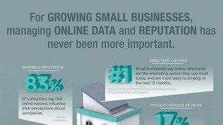 Online marketing data