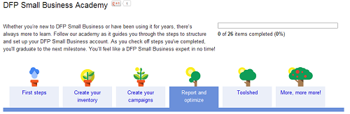 Become a DFP Small Business Expert With Google
