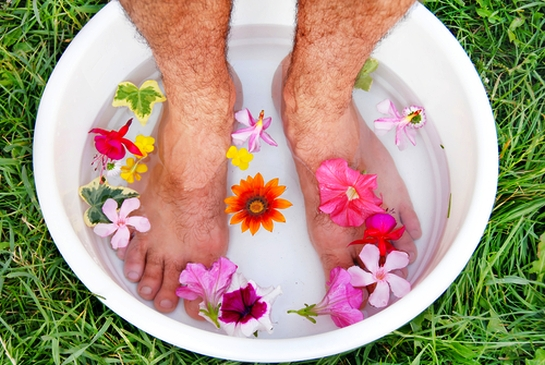 Small Business Thoughts While Having a Pedicure