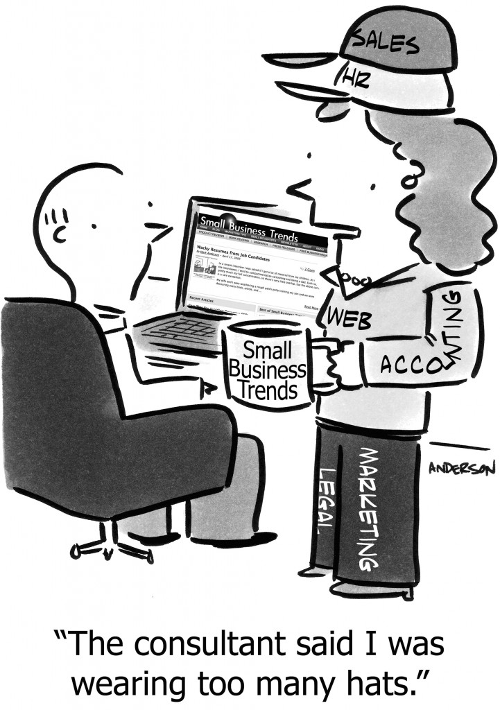 Small Business Trends cartoon by Andertoons