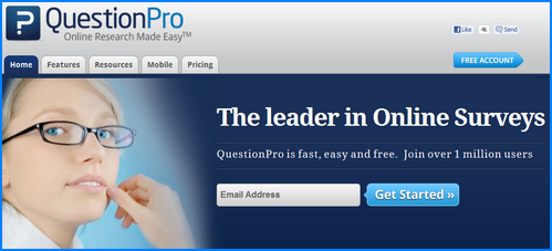 Research Tool to Help Your Small Business Succeed: Review of QuestionPro