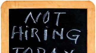 not hiring