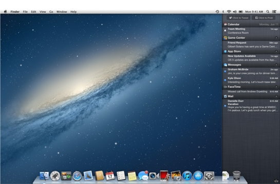 Mountain Lion Offers New Features for Small Business Customers