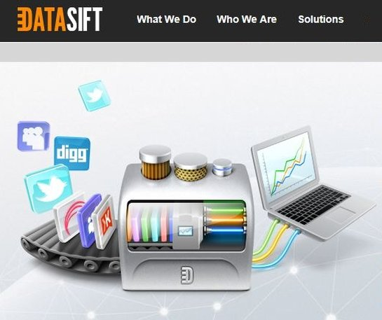 DataSift Adds Tools to Help Businesses Make Sense of Social Data