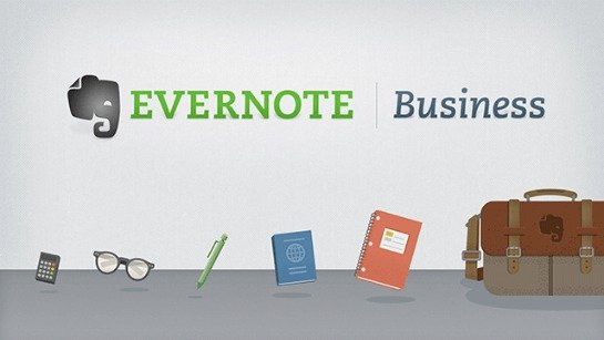 Evernote Coming Out With New App Just for Businesses