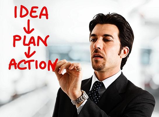 Ideas Action Idea Action