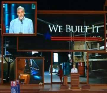 We Built It! - Small business owner