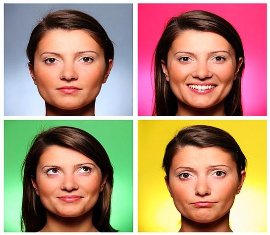 fascial expressions