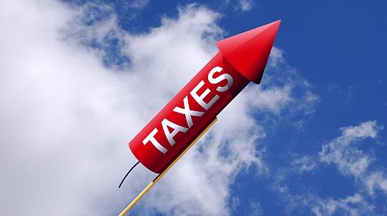 sky rocket tax