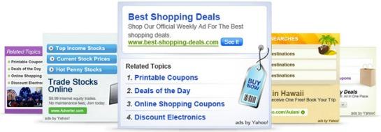 Yahoo, Bing Partner With Media.net for Contextual Advertising Program