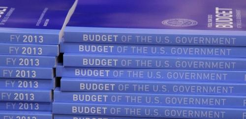 Budget US Government
