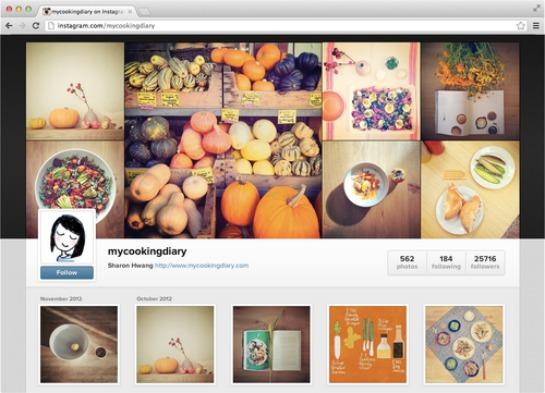 Instagram Unveils Web Profiles