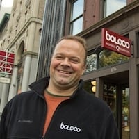 John Pepper of Boloco