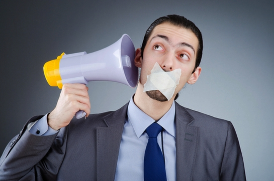 Step Away from the Megaphone and Listen to Your Customers