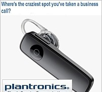 Plantronics Sweepstakes