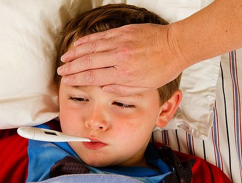 How sick children affect your small business