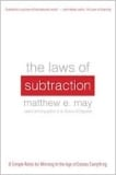 Add Laws of Subtraction to Your Reading List