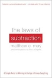 law of subtraction