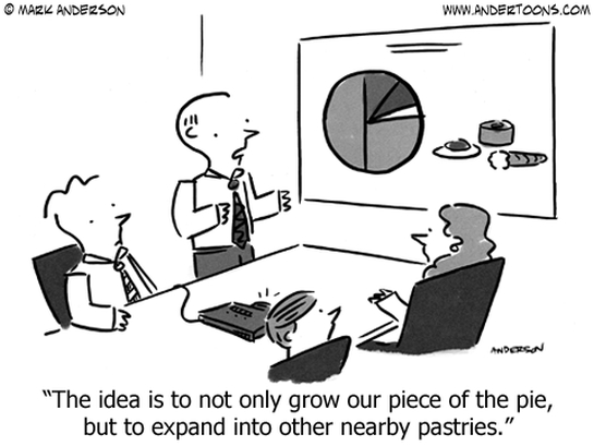 business meeting cartoon
